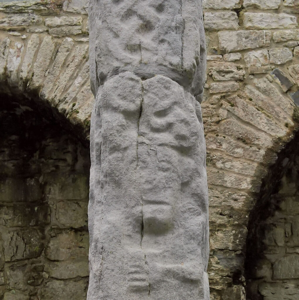 Ancient Celtic Crosses - historical monuments