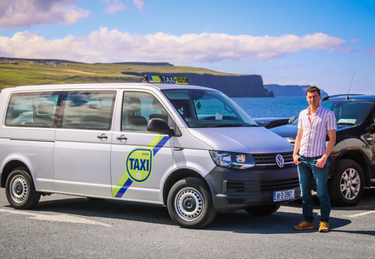 8 Seater Lahinch Taxis