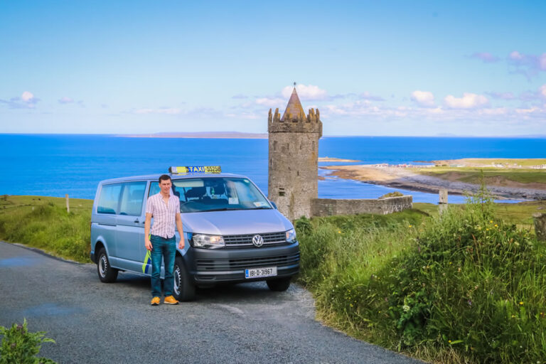 8 Seater Lahinch Taxi